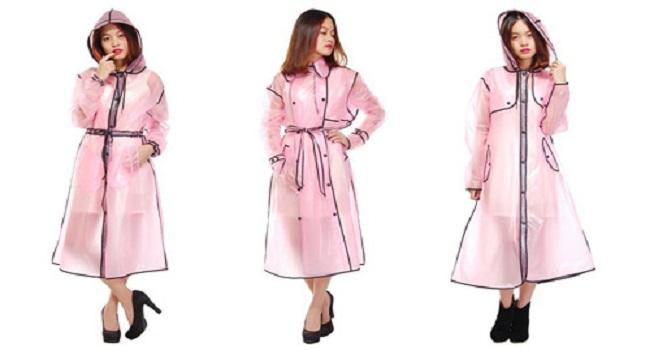 áo mưa- kinh doanh mùa mưa